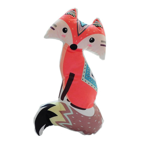 Female Fox Cushion