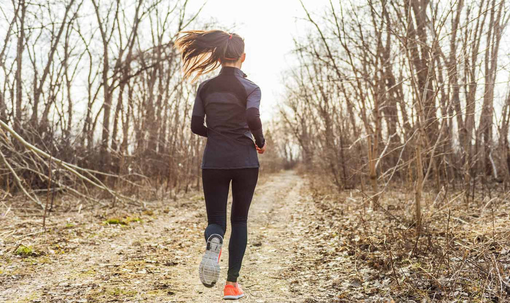 Charlotte Tooth's top 5 fitness tips to keep you motivated in the winter
