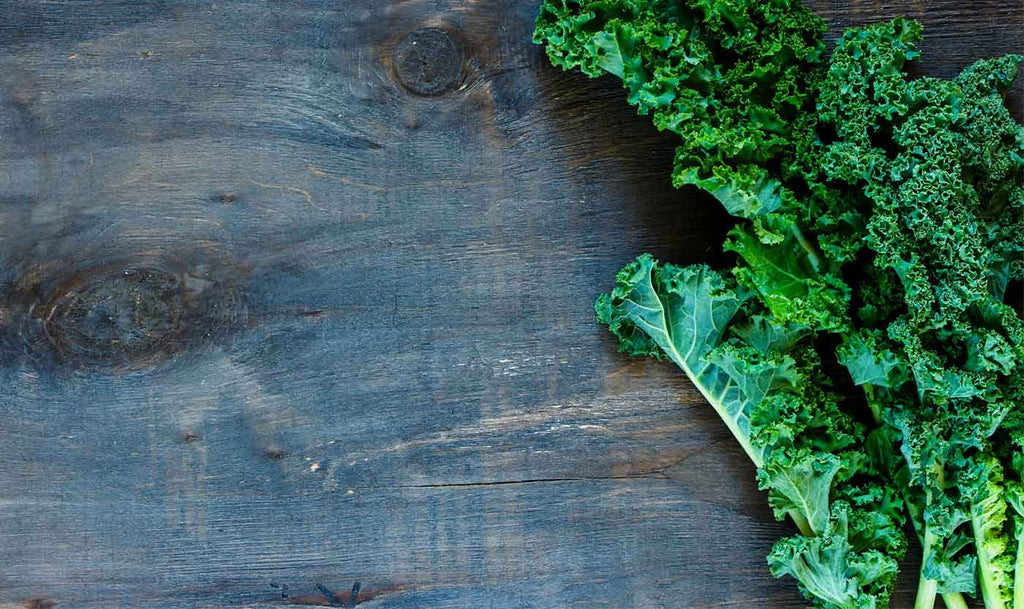 Why kale is a hero vegetable