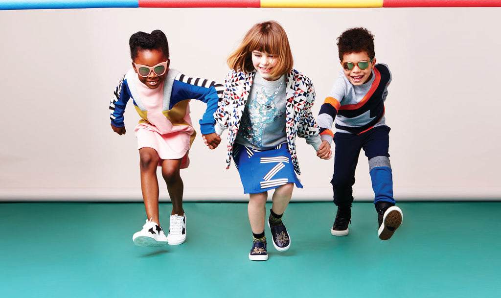 Mum essentials: Alex and Alexa's top 5 AW16 trends for kids