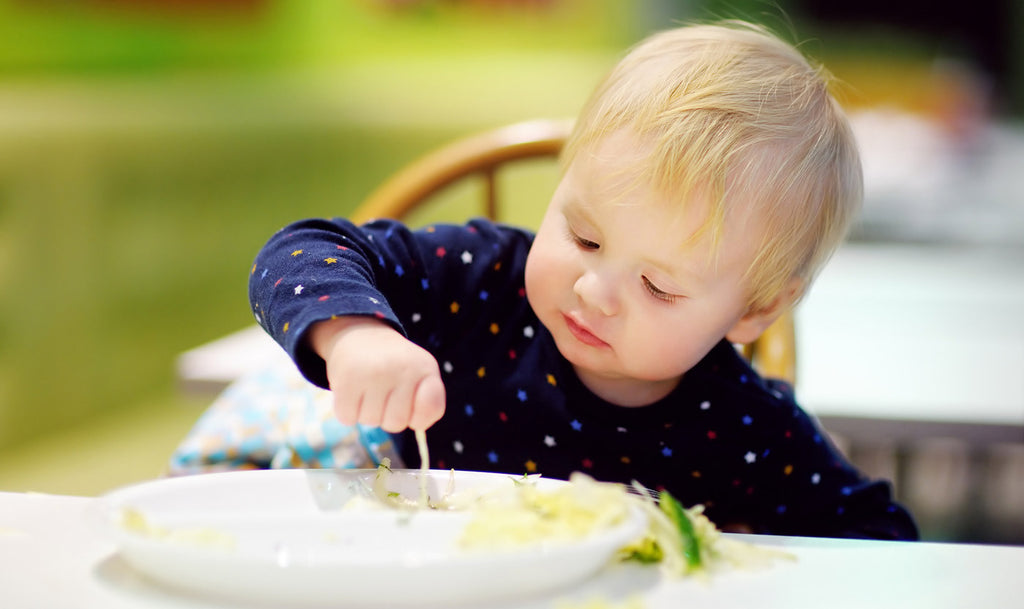 Alternative baby weaning foods to commercial baby rice