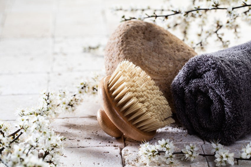 Balance me's guide to body brushing