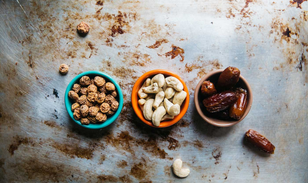 bare-biology-health-men's-mental-health-what-to-eat-for-a-happier-mind-nuts-photo-by-rachael-walker