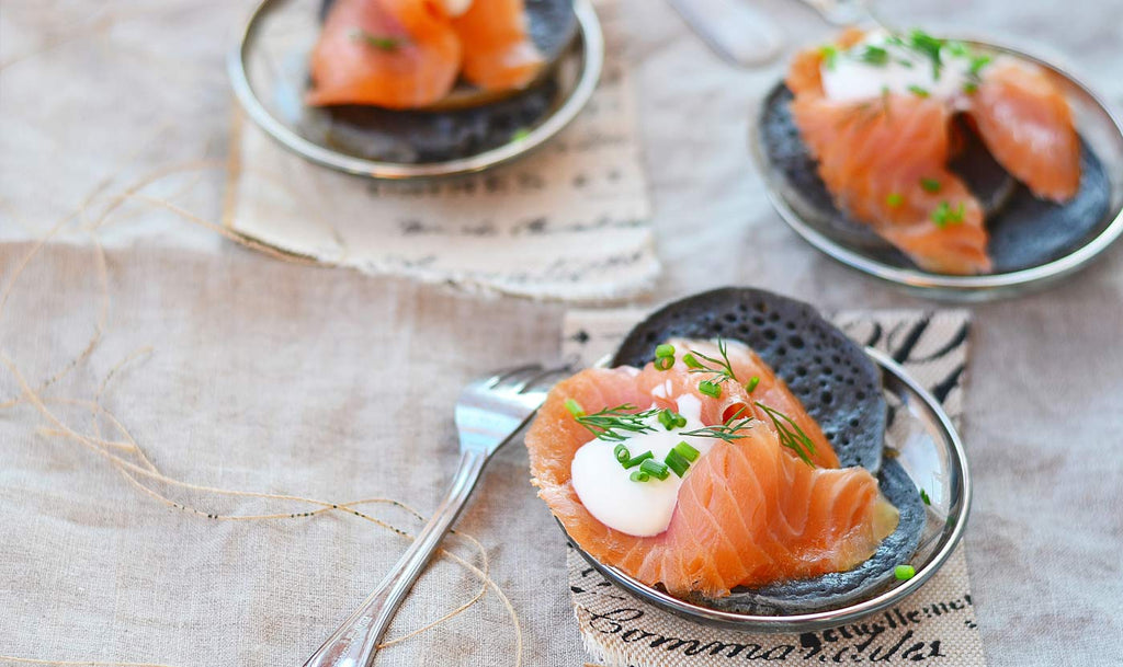bare-biology-kids-health-fish-isn't-scary-how-to-get-your-kids-to-eat-it-smoked-salmon-blinis