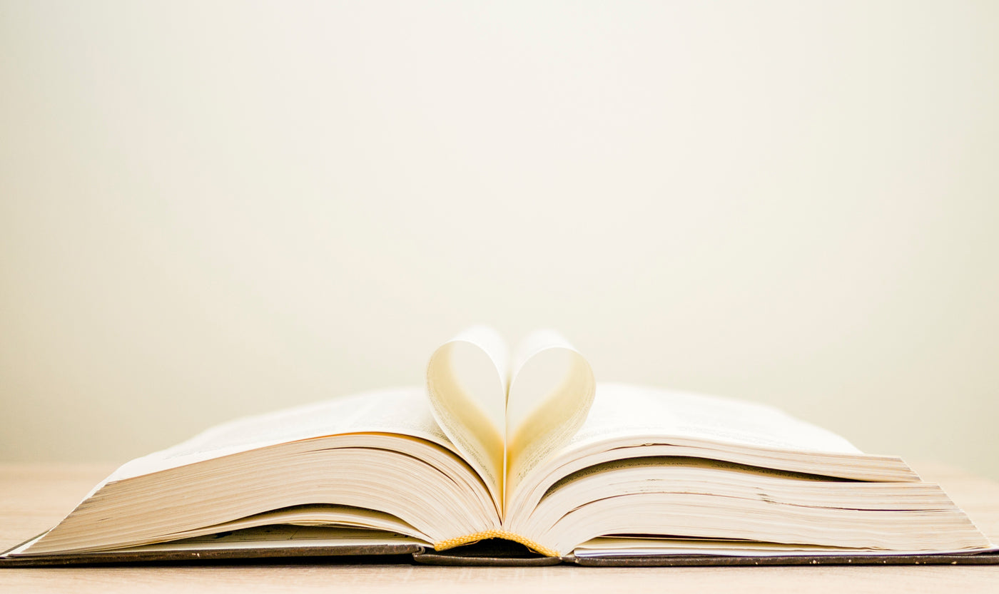 bare-biology-omega-3-book-pages-folded-into-a-heart