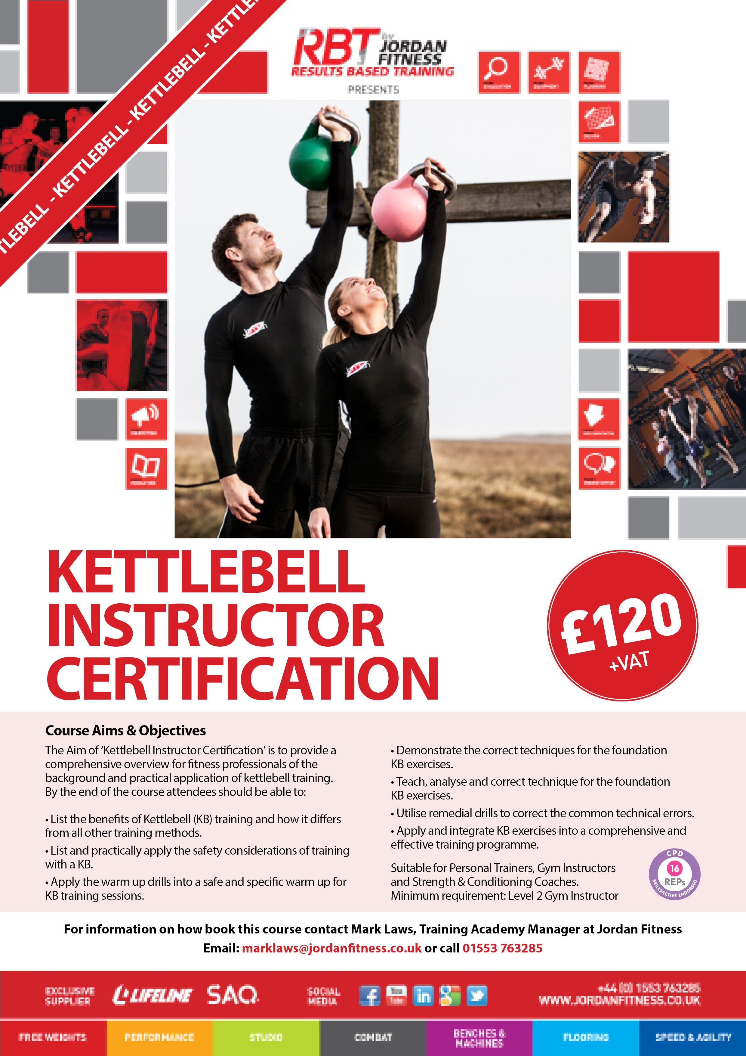 Kettlebell Instructor Certification Results Based Training By
