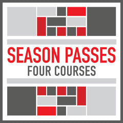 4 Course Season Pass - Choose from our selection of courses