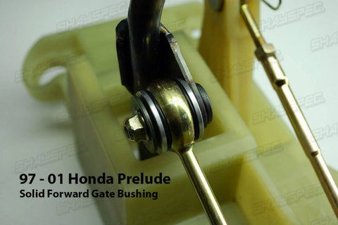 Solid Forward Shifter Gate Bushing [97-01 Honda Prelude]