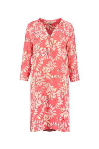 KLEID - Bouncing Leaves Coral