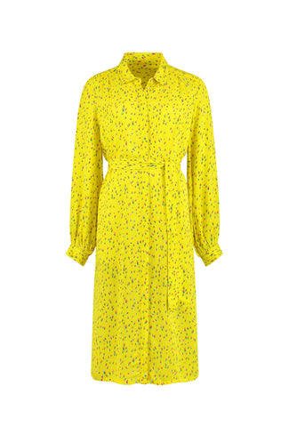 KLEID - Flower Kisses Lemon