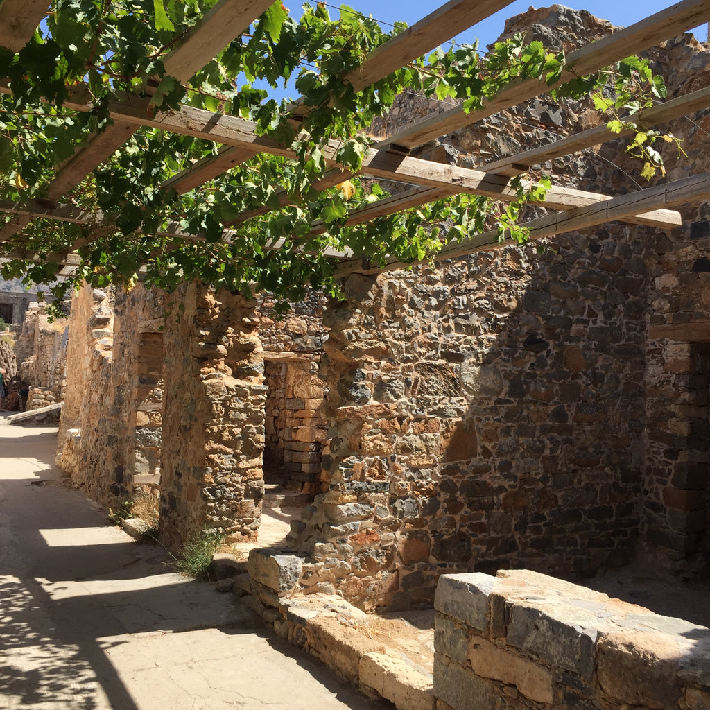Visiting Spinalonga Island (Kalydon)