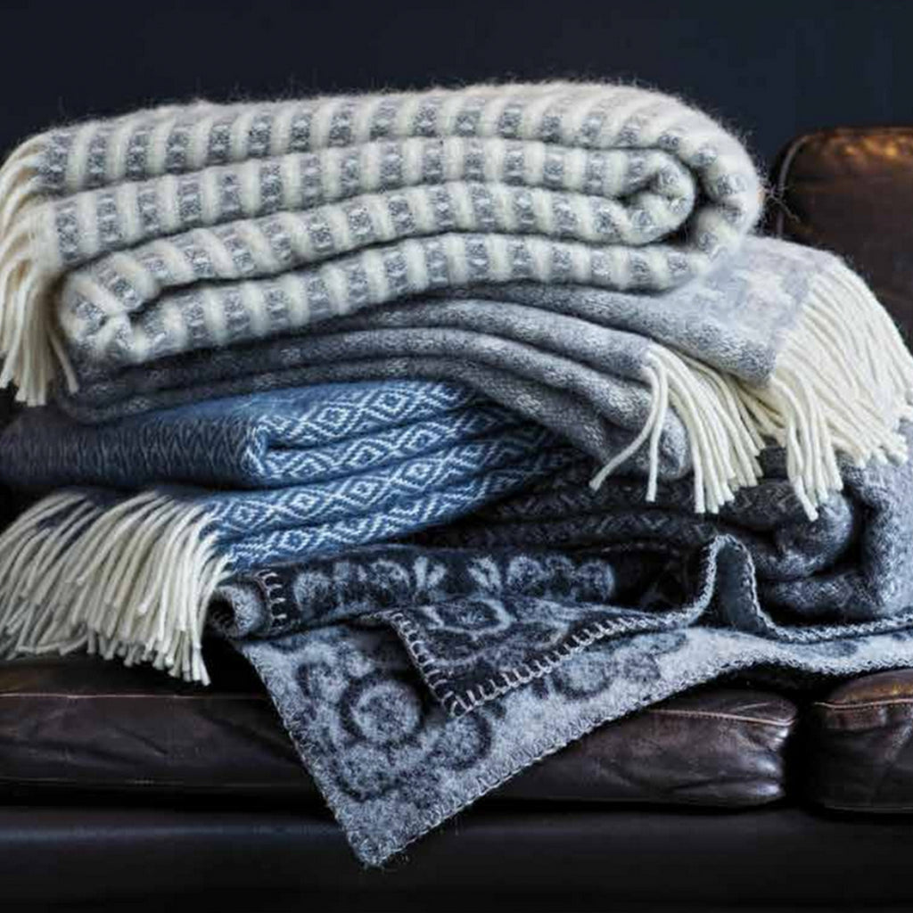 Klippan Lambswool Woven For Generations.