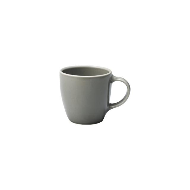 Topo Japanese Ceramic Mug Grey