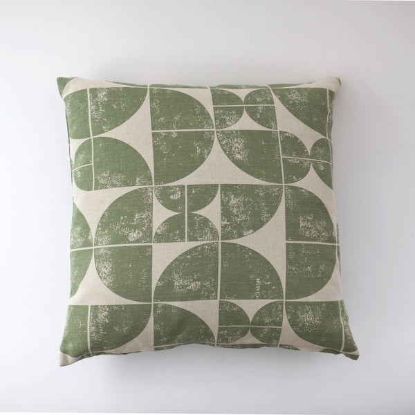 Ian Mankin linen union cushion