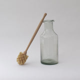 Natural wooden bottle brush by Redecker