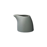 Topo Japanese Ceramic Milk Jug Grey