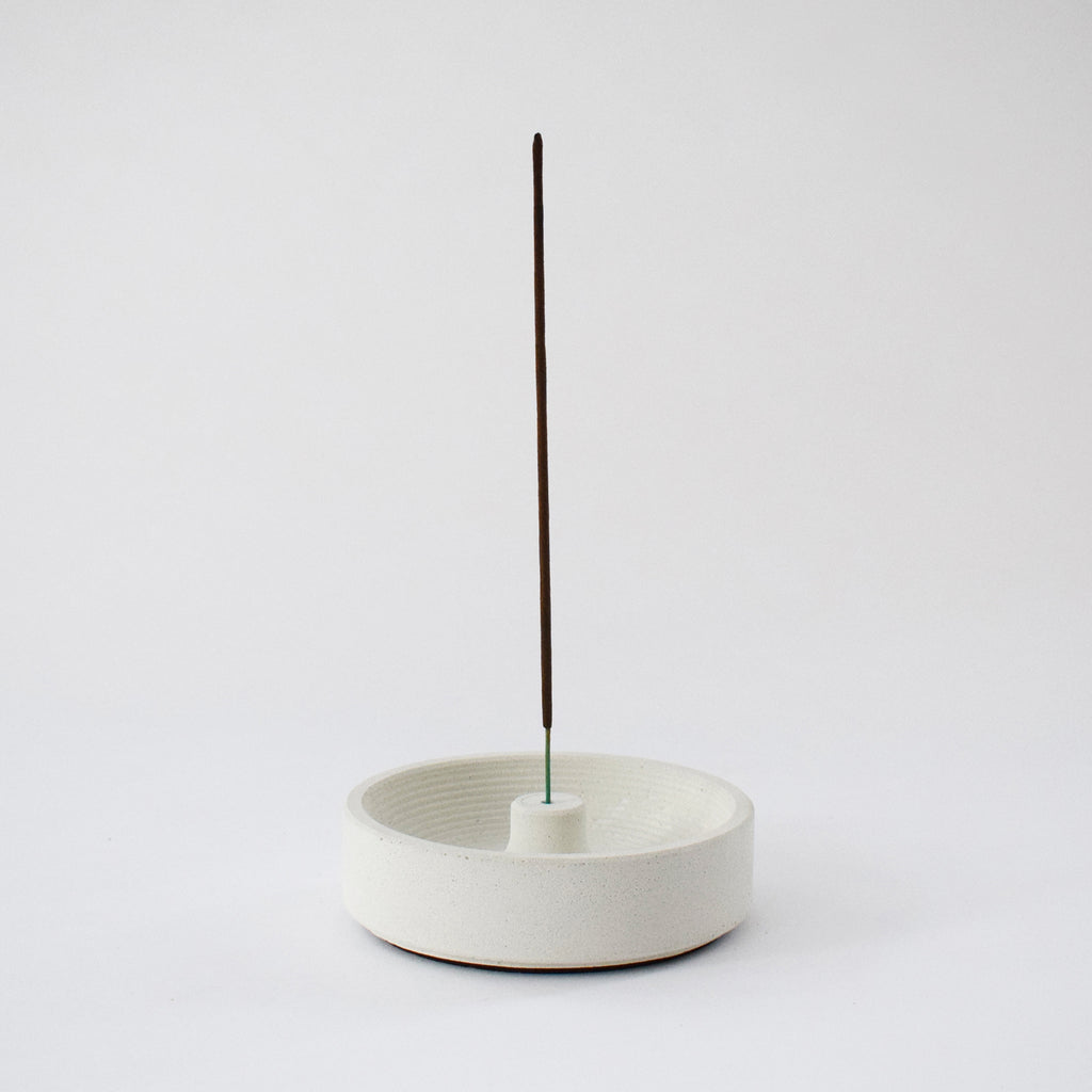 Runda Concrete Incense Holder