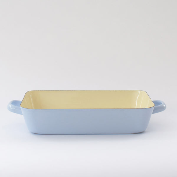 Riess enamel baking pan