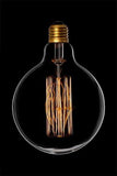 Squirrel cage bulb 40w