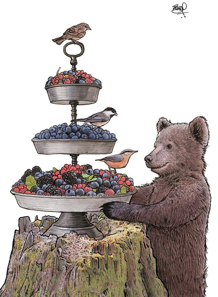Berry Buffet