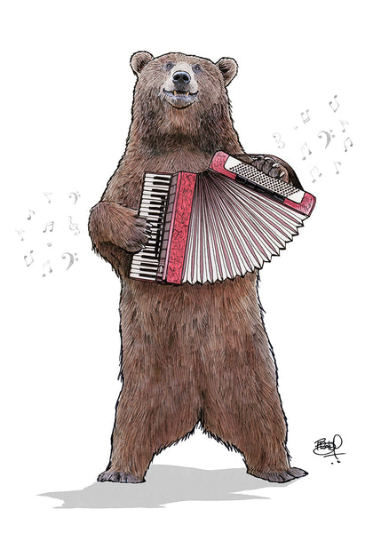 Don't Polka the Bear
