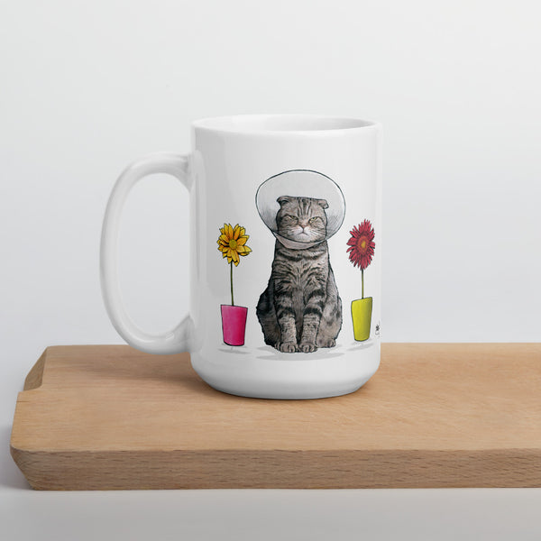 Sour Flower - 15 oz. Mug