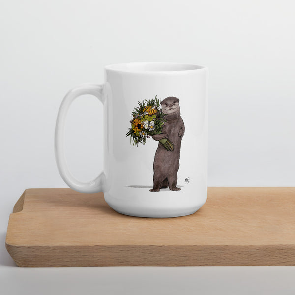 Posey Pose - 15 oz. Mug