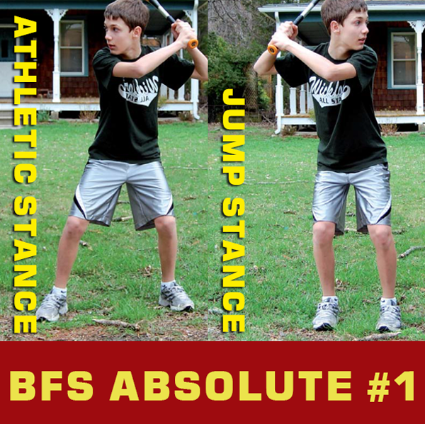 Start Strong! BFS Absolute #1 - Stance