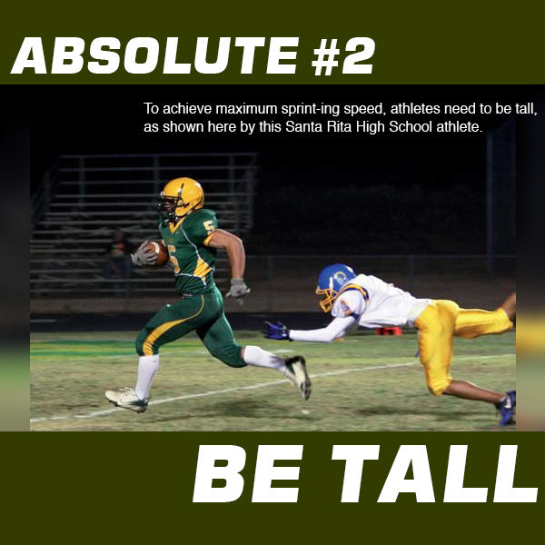 BFS Absolute #2 - Be Tall