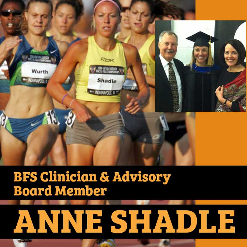 Board Spotlight: Anne Shadle Goes the Distance