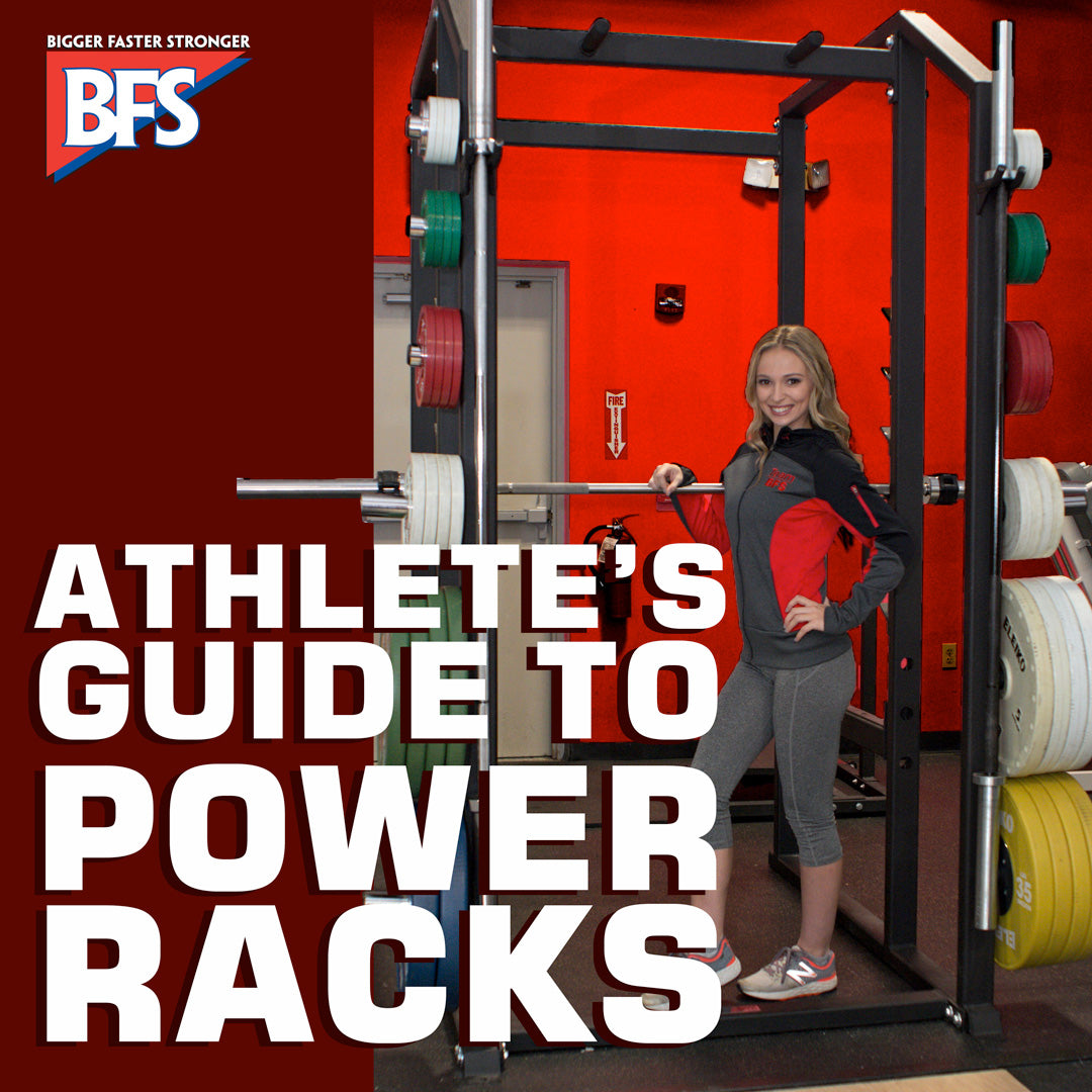 An Athlete's Guide to Power Racks