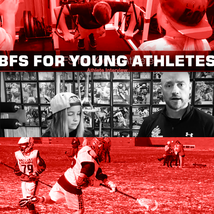 Young Athlete Impact with BFS