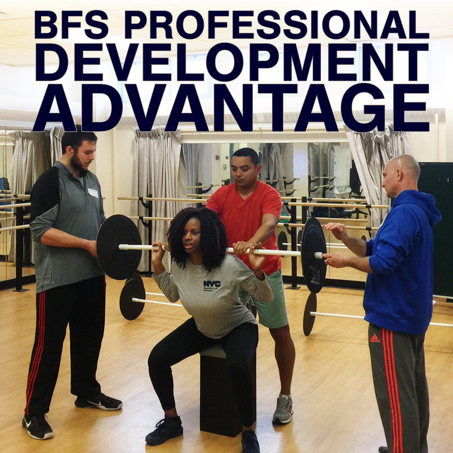 BFS Professional Development now available