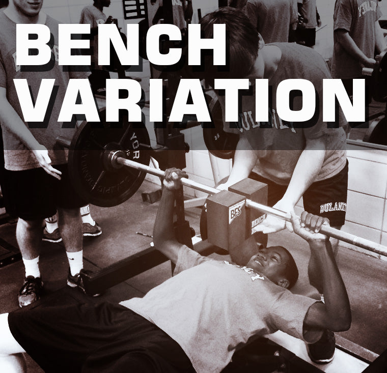 The Bench Press Variation for Success