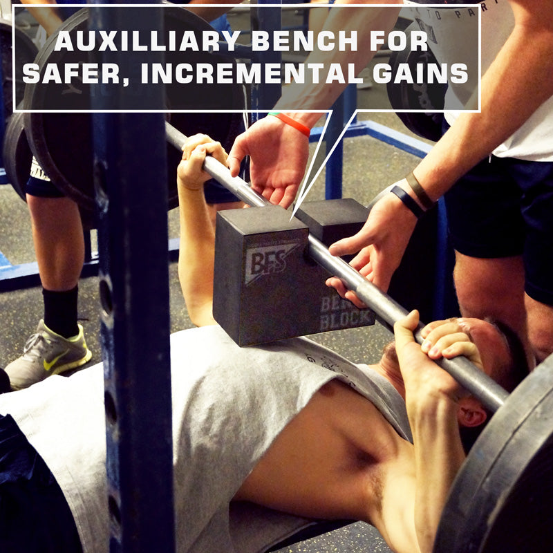 3 Keys to Variety in the Bench Press