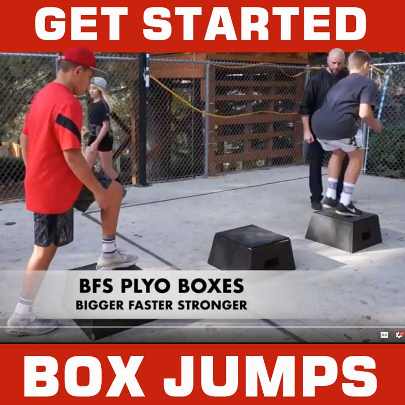 BFS Plyo Boxes and Your Program