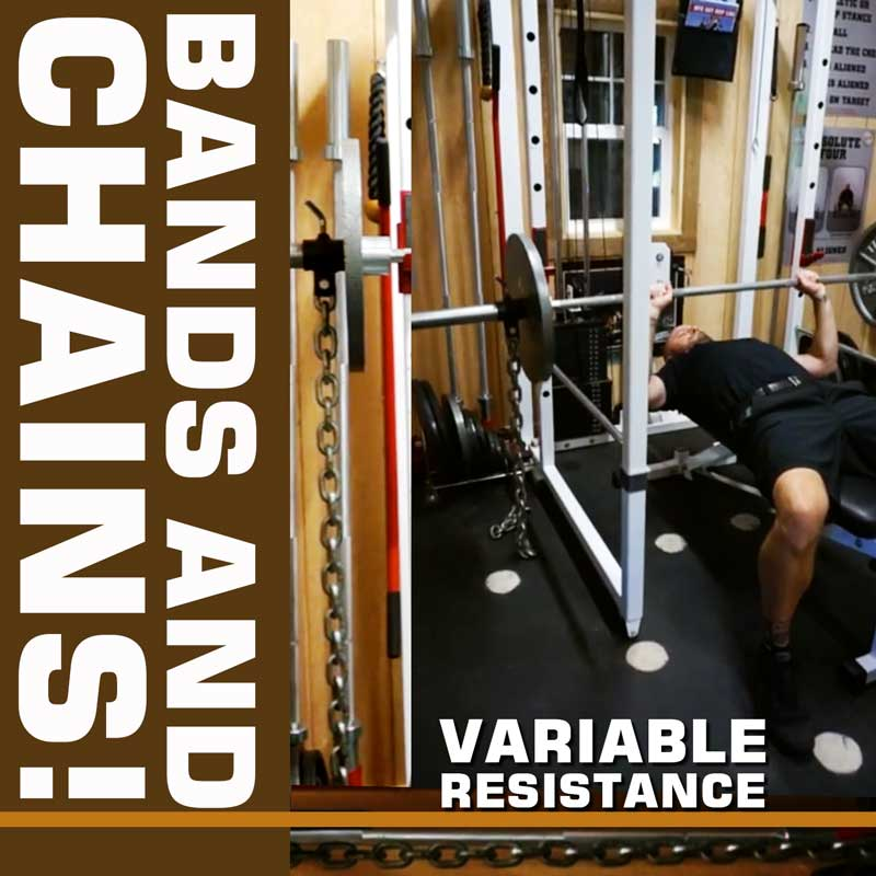 Gain Strength with Variable Resistance