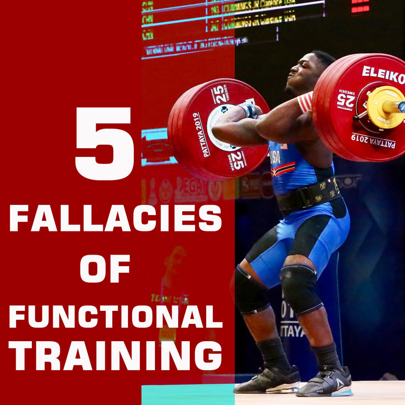 5 Fallacies of Functional Training