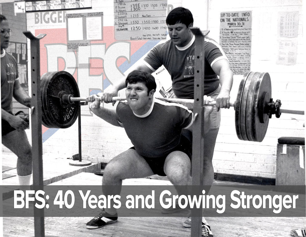 40 Years and Growing Stronger