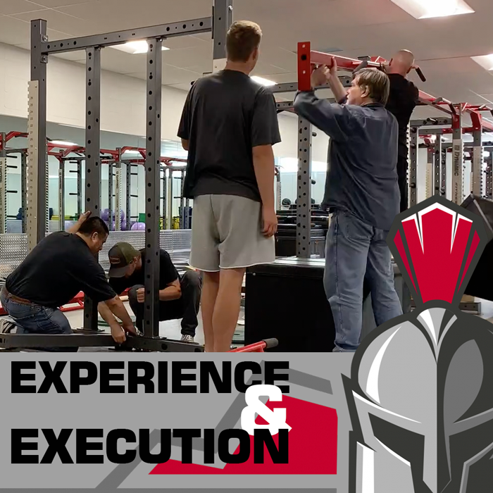 Experience and Execution at Mountain Ridge High School