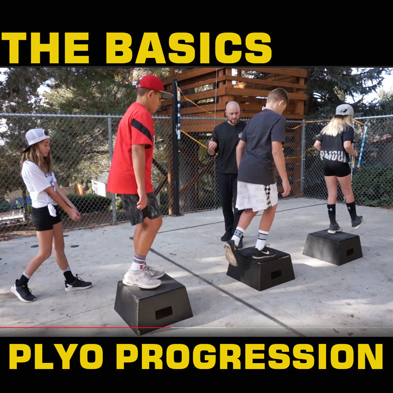 Beginning Plyometric Progression