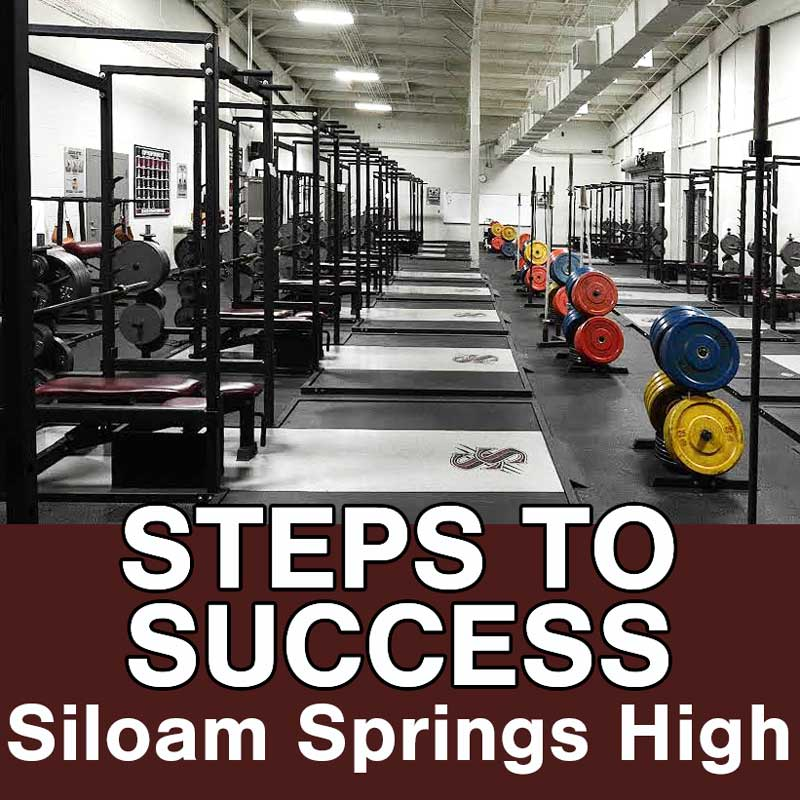Steps to Success at Siloam Springs High
