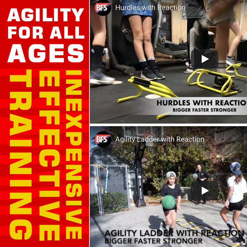 Agility: Vital Development and Fun!