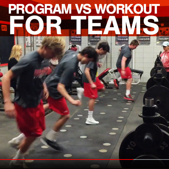 Program vs Workout for Teams