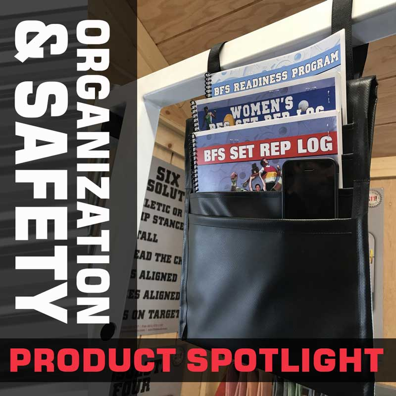 Weight Room Organization and Safety