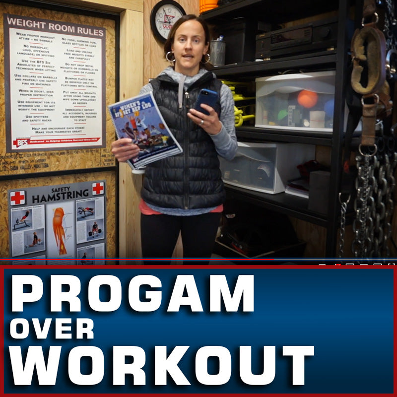 Program vs Workouts