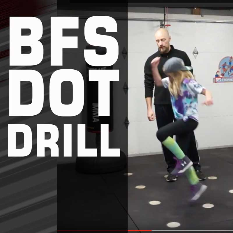 BFS Dot Drill for All Athletes