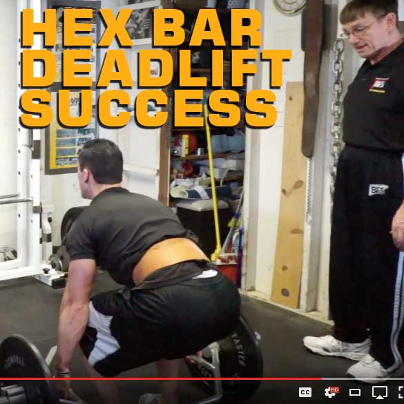 The Science of Hex Bar Deadlifts