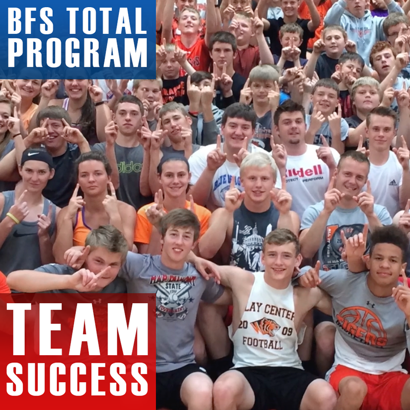 Team Goals and the BFS Total Program