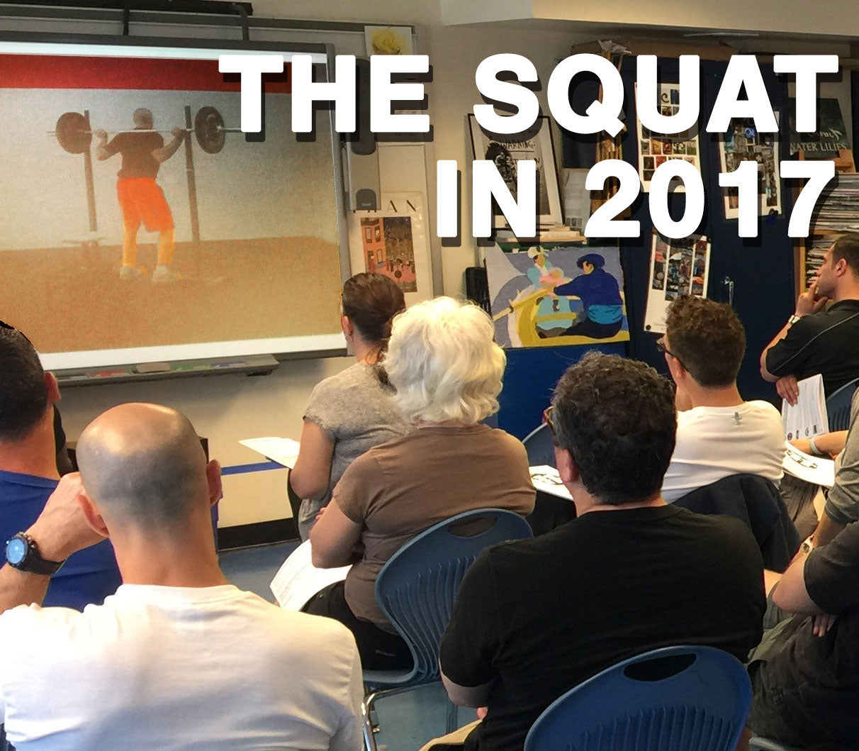 The Squat in 2017